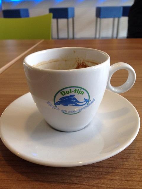Dol-Fijn koffie