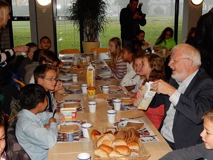 Schoolontbijt 2014 jeugd